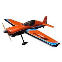 "rc fiberglass model airplane Sbach-342 74.8"" large scale model aircraft"