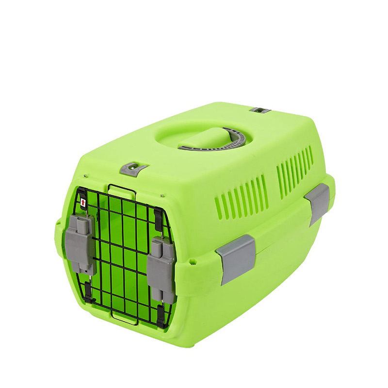 High Quality Cheap Plastic Pet Carrier Dog Flight Cage Cat Transport Box