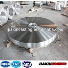 HK40 stainless steel large sand casting products used in heating furnace