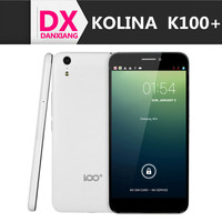 K100+ 32GB ROM MTK6592T Octa Core 5.5 Inch FHD Screen Dual SIM KOLINA K100+ Mobile Phone