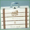 Wooden Wine Gift Boxes Wooden Wine Crate Wooden Wine Case
