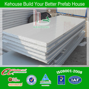 Light weight polyurethane sandwich aluminium composite panel price
