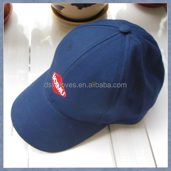 Adult Running Caps Cotton 6 Panel Running Caps Good Quality Adult Caps