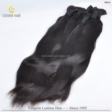 Cheap Price Top Grade Tangle Free 100% Virgin Human Hair brazilian bulk hair extensions without weft