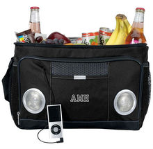 MP3 cooler bags with speaker