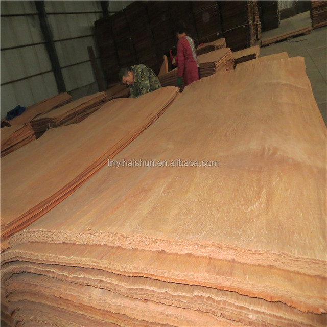 A grade keruing face veneer from indonesia
