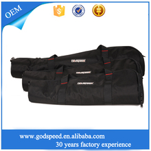 2015 IBC Exhibition New design polyester camera tripod bag