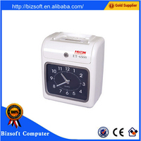 Bizsoft Cheap price HYSOON ET-6500 Staff Electronic Time Recorder