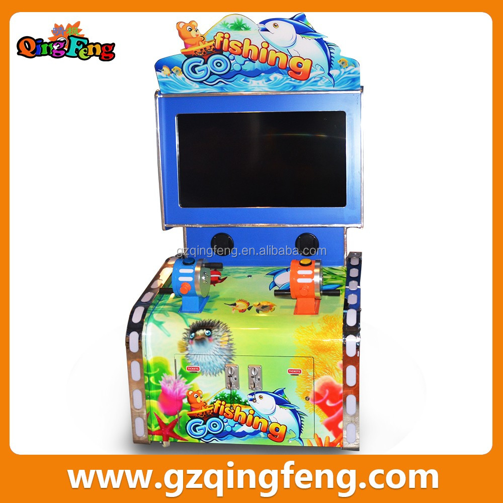 Qingfeng vr day big sale water game paradise arcade for Fishing vr games