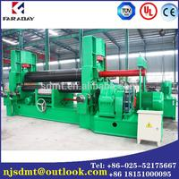 Immediate Service Delem Profession cone bending rolling machine for sheet metal