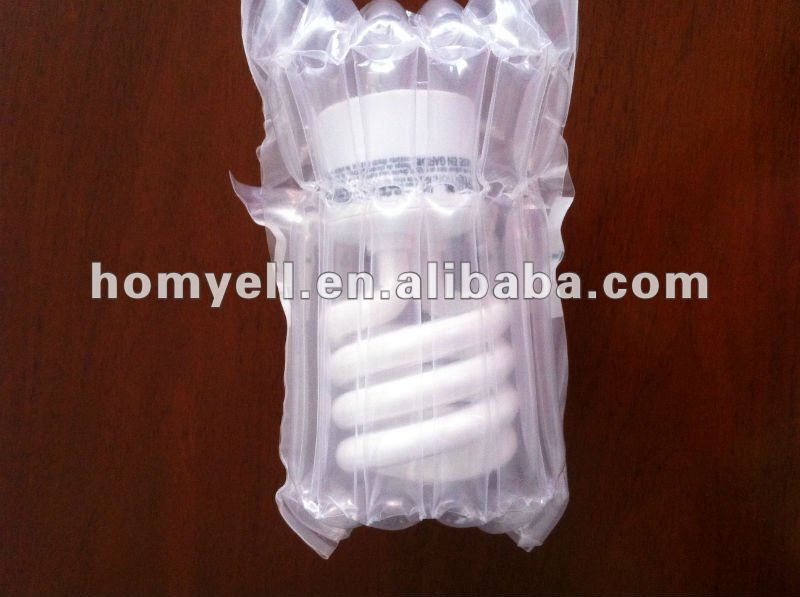 packaging air cushion for LED lamp/inflatable wrapping material