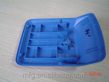 Injection Electronic Custom Plastic Enclosures, PE / ABS / PP Durable Electric Instrument Case