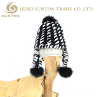 Winter Fur Hats For Women Real