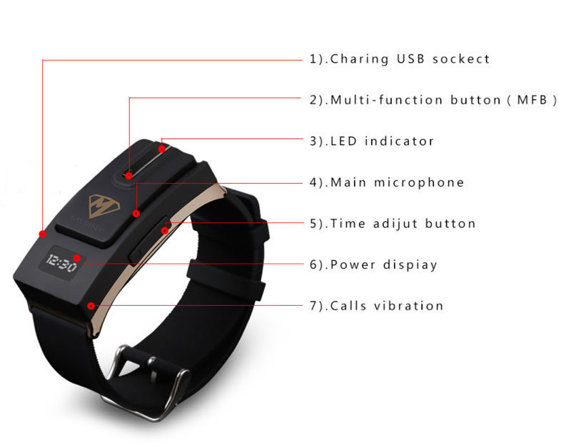 "<span class=""wholesale_product""></span> New Arrive! 2014 Bluetooth smart watch manufacture for smart phone"