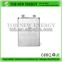 3.7v li-ion polymer battery cell 750mah