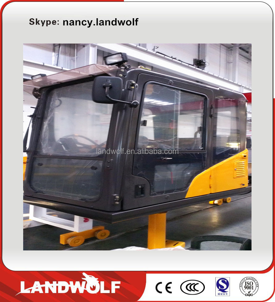 Cheap price supply original SANY excavator cab