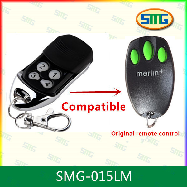 free shipping Genuine Chamberlain Merlin C945,LIFTMASTER 94335E Garage Door Remote Control