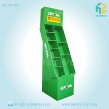 2017 cardboard shipper display , cardboard booth display stands , cardboard t shirt display stand