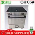 SHENTOP Stainless Steel Small Kitchen Gas Tandoor Oven Tandoori STHJ-600GSS