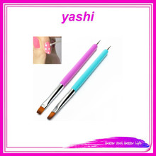 YASHI Nail Art Manicure Pedicure Beauty Painting Polish Brush and Dotting Pen Tool Set