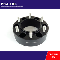 "procare hubcentric 2"" 6x5.5"" car toyota off road 4x4 alloy aluminum wheel spacer"
