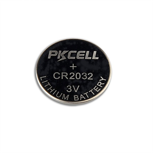 Lithum button cell cr2032 with solder tabs,3v 210mah button cells battery