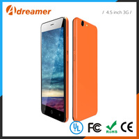 China brand adreamer MTK6580 quad core android 3g smartphone