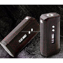 Christmas Gift iPV8 230w box mod smaller size, fast shipping iPV 8 230w with dermis iPV8 box mod