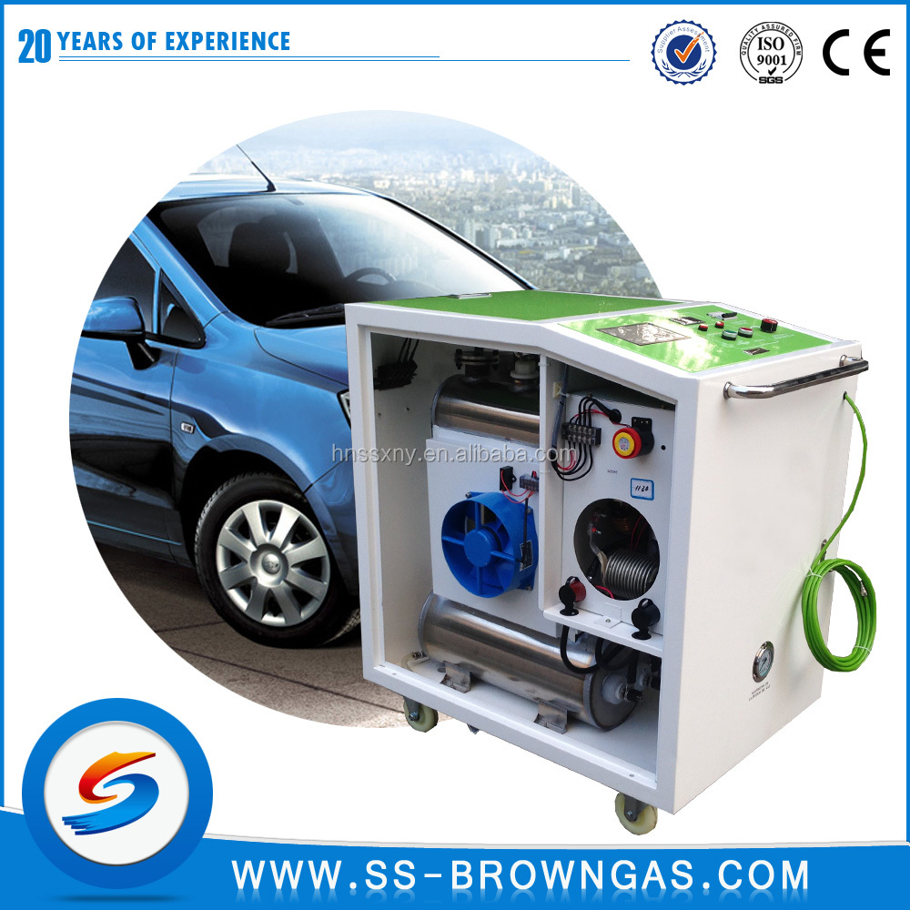 Hot Sale Pure oxyhydrogen Car Engine Carbon Cleaning Machine/Car Washing System
