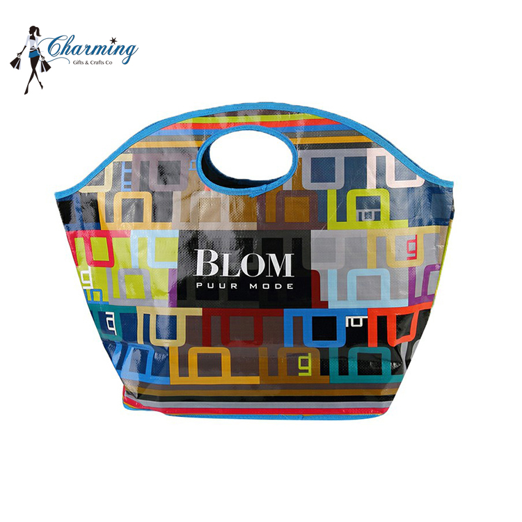 Factory supply attractive style foldable standard customized tote bag for shopping