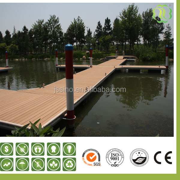 clear plastic floor covering/tile factory/synthetic deck wood