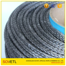 Mooring rope Synthetic UHMWPE rope winch Rope for ship use