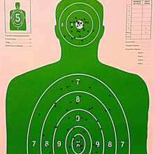 Hot Sale 8 inch automatic shooting targets