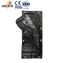 Cheap customized clear plastic dead body bag manufacturer