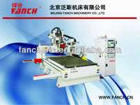 ATC CNC Engraving Machine with boring head for wardrobe/FC-2513ST