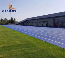 anti-slip Running Track Paint in Situ EDPM rubber running track