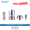 Smok new invention t-dux ego ce4+ start kit ce4 clearomizer bottom dual coil 1.5ohm 4.0ml