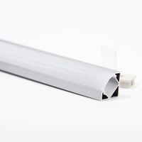 Good Looking Anodized Aluminum Profile For Led