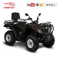 SP450-1s Shipao exploring the desert durable 4WD atv chassis