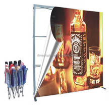 3*3 Flat Pop up banner display