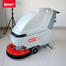 Clever 510B hospital and commercial washing floor scrubber machine