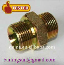 brass male brake nipple adapter fittings brake hose fitting air brake fittings