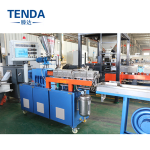 TSH-20 Integrated Mode Mini/lab Co-rotating Double Screw Extruder