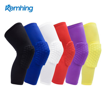 Sports Football Basketball volleyball knee pads for knee pain guard knee brace sleeve