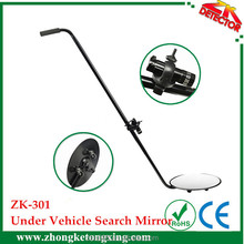 under vehicle checking mirror, under car trolley mirror