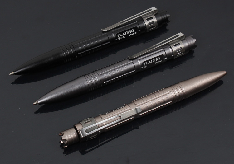 aviation aluminum tactical pen self defense tungsten steel personal defense weapon