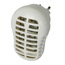 Small convenient portable Indoor use electronic plug bag zapper insect killer
