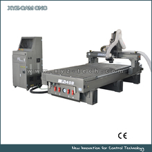 XYZ-CAM P1 industrial cnc router with servo YASKAWA