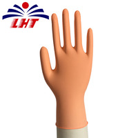 China Factory Supply Bulk Disposable Nitrile Gloves