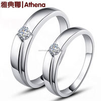 925 sterling silver rings silver rings authentic lovers can not help but solid version wholesale manufacturers wholesale